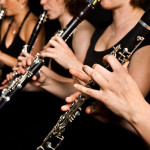 clarinet gruppe